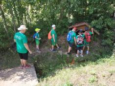 SDH-tábor Konstantinovy Lázně 2.8.-6.8.2020