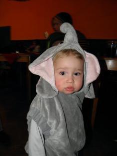 Dětský maškarní bál 19.2.2011