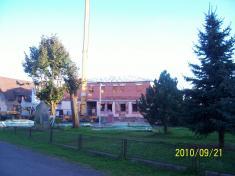 Výstavba nového obecního úřadu