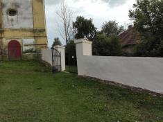 Hřbitov-současnost,