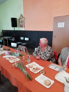 Posezení s důchodci 4.5.2019